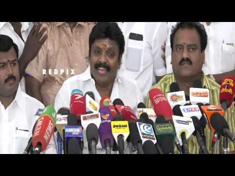 esakki subbaiah quits ttv dinakaran party ammk and to join admk ttv dinakaran latest news  Esakki Subbaiah, former Minister and State secretary of Jayalalithaa Peravai of the AMMK, announced that he was quitting the party and will rejoin the AIADMK in the presence of Chief Minister Edappadi K. Palaniswami on Saturday (July 6). He joins a list of prominent AMMK leaders, including former Minister Senthil Balaji and former MLAs Thanga Tamilselvan, S. Michael Rayappan and V.P. Kalairajan, who have quit the Dhinakaran-led party in recent months and joined either the DMK or the AIADMK. In a press conference at Courtallam, Mr. Subbaiah claimed there would be significant changes in the AIADMK after the release of V.K. Sasikala — close confidante of late Chief Minister Jayalalithaa — who is serving a four-year jail term in Bengaluru following her conviction in a disproportionate assets case in February 2016.     tamil news today    For More tamil news, tamil news today, latest tamil news, kollywood news, kollywood tamil news Please Subscribe to red pix 24x7 https://goo.gl/bzRyDm red pix 24x7 is online tv news channel and a free online tv