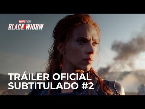 Black Widow de Marvel Studios | Tráiler Oficial #2 [Español Latino SUBTITULADO]