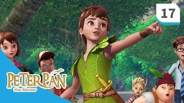 "Peter Pan - neue Abenteuer: Staffel 1, Folge 17 ""Familienbande"" GANZE FOLGE"