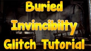 INSANE Buried Invincibility Glitch - Black Ops 2