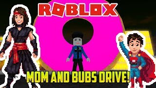 Roblox: Guida con mamma e THE BUBS (Vehicle Simulator mod / minigioco)