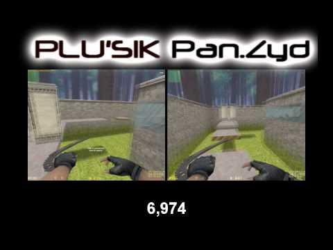 Deathrun Duel Plu'Sik Vs Pan.Zyd