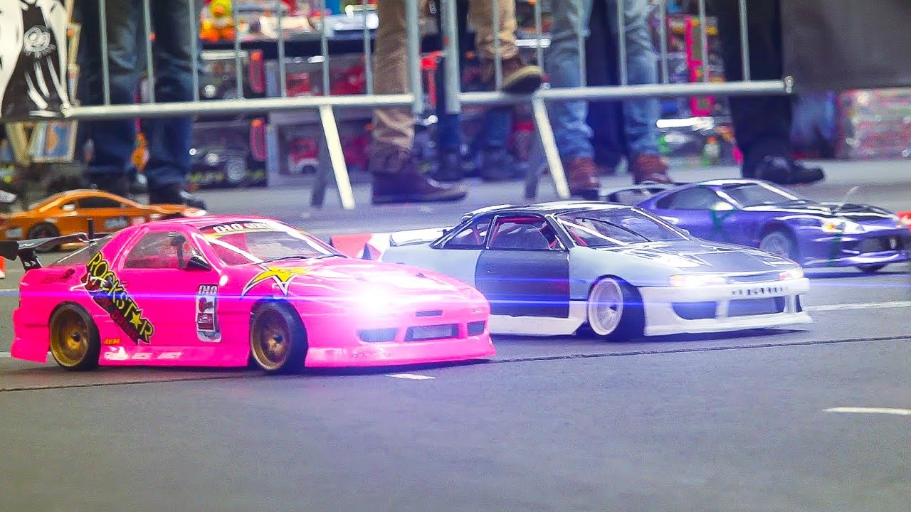 Mega Rc Drift Car Race Models In Action Rc Tamiya Drift Cars