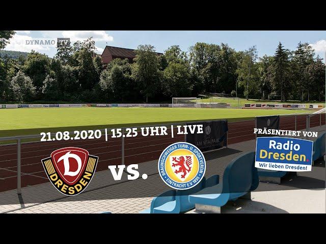 LIVE: SG Dynamo Dresden vs. Eintracht Braunschweig