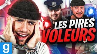 LES PIRES VOLEURS DU MONDE ! 🤯 (Cops & Runners ft. Locklear, Doigby, Gotaga, Mickalow, Kameto)