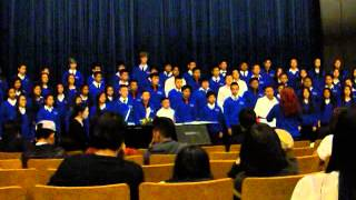 All I Have To Do Is Dream - Windermere Spring Concert 2014