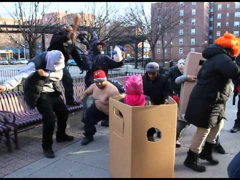 Harlem Shake - Red Hook Brooklyn