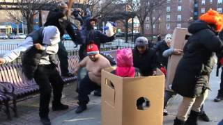 Harlem Shake - Red Hook Brooklyn