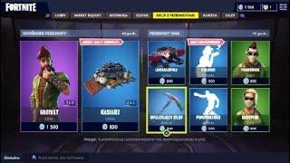Fortnite nowy sklep (14 września )