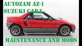 1994 Suzuki Cara Quick Walkaround and Channel Intro