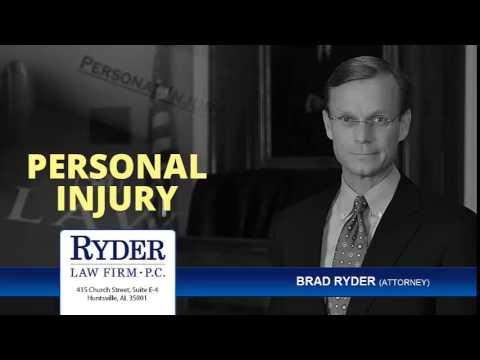 Is Winning A Personal Injury Lawsuit Fairly Easy In Huntsville, AL? | (256) 534-3288