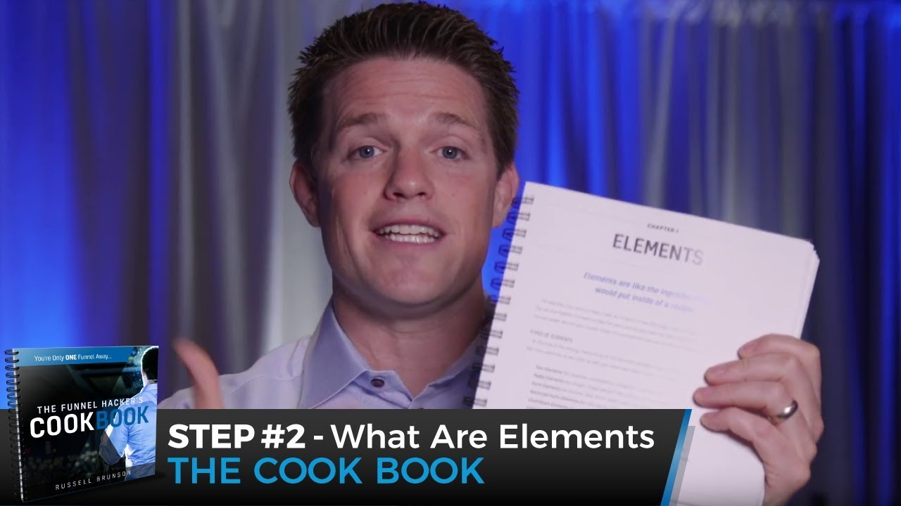 The Of Clickfunnels Cookbook