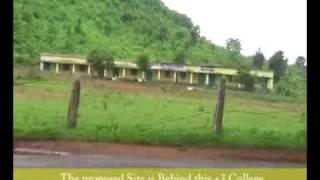 Central University in Kalahandi Part1
