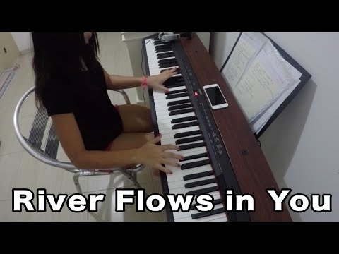 River flows in You - Yiruma (Piano Cover) Caty Victorio
