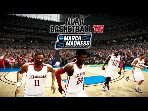 NCAA Basketball 16 | (FINAL FOUR) Match Up | Villanova vs OU | EPIC BUDDY HEILD GAMEPLAY!