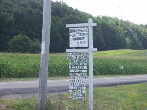 A Great Farm Stand in Yates County