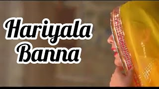 💖 Hariyala banna o 💝 | new version | 💚 Whatsapp status song | Rajasthani hit song | RJ Unick