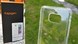 Review: Samsung Galaxy A5 (2016) - Spigen Case [Ultra Hybrid]