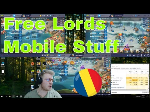 FREE LORDS MOBILE CHESTS ! LEAVE IGG ID HERE !