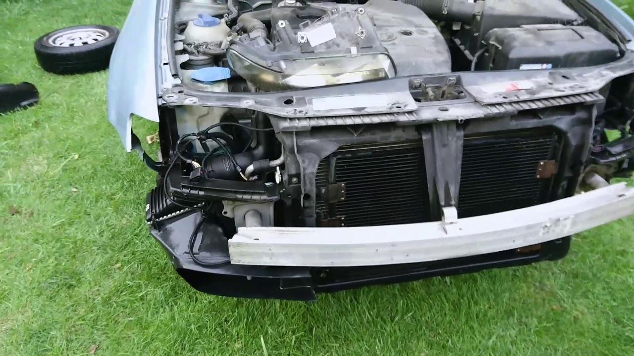 Audi A3 8l Dlaczego Lampy Przednie Soczewkowe Nie świecą
