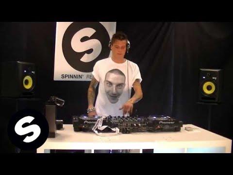 Tony Junior DJ Set (Live At Spinnin' Records HQ)