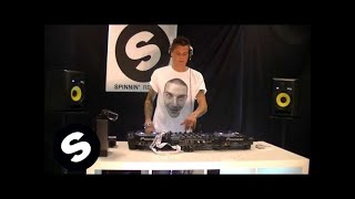 Tony Junior DJ Set (Live At Spinnin' Records HQ)