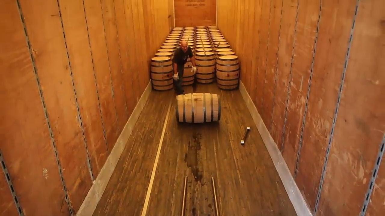 Produkcja beczek do whisky Jack Daniel's