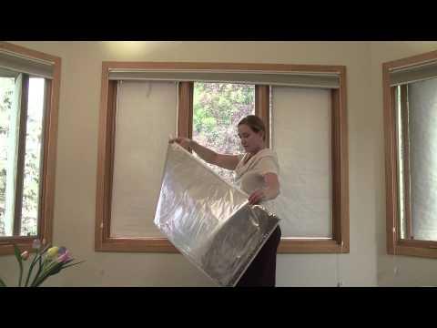 ECO Window Blankets Installation Video
