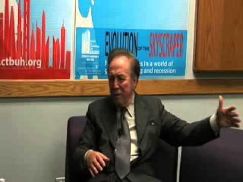 CTBUH Video Interview - John Portman