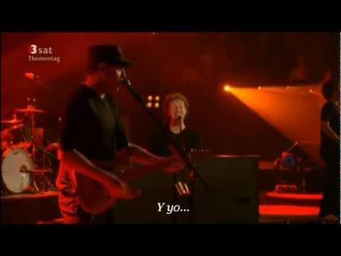 Coldplay - Fix You Live Canada (Sub Español)