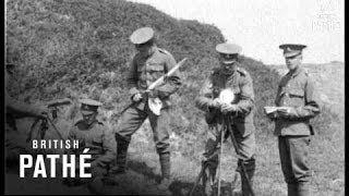Scientific Warfare (1914-1918)