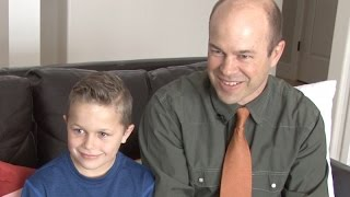 idaho boy says angels helped him save his dad after a car fell on him