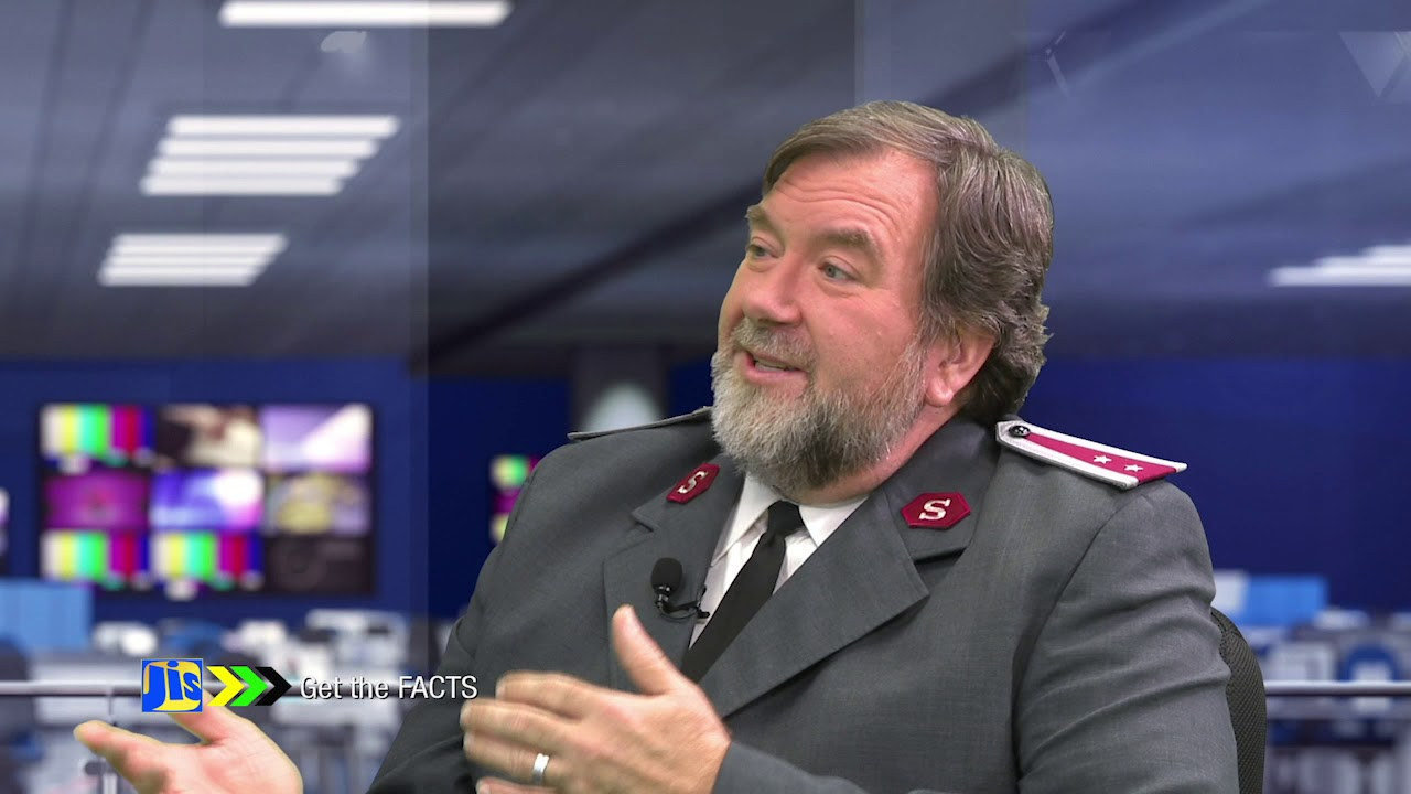 Get the Facts with Captain Oliver Mike Michels from the Salvation Army