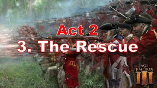 Age of Empires 3 : Act 2 Mission 3 - The Rescue