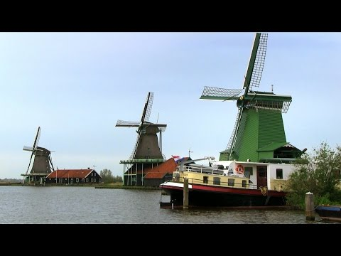 Just Outside of Amsterdam - Zaanse Schans