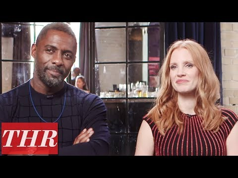 Jessica Chastain, Idris Elba, & Aaron Sorkin: The True Story Behind 'Molly's Game'  TIFF 2017