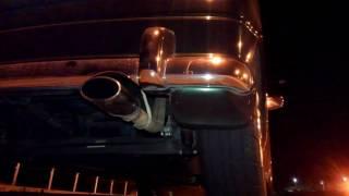ダイハツミラジーノ(l700s)EF-DETターボ 社外フロントパイプ+ノーマルテール 排気音