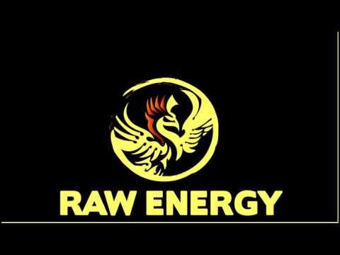 Raw Energy PowerAttack mix