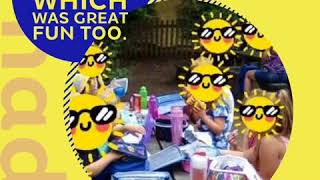 Wednesday 8th August Holiday Club