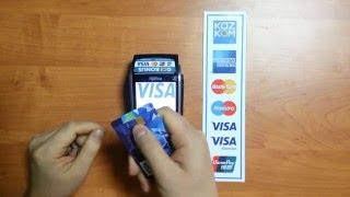 Безконтактні платежі через POS - термінал. Відеоінструкція Go! Bonus