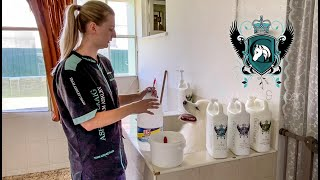 Samoyed Grooming with Ashley Craig