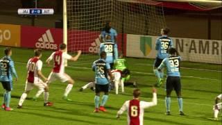 Video Samenvatting van de wedstrijd Jong Ajax - Jong FC Utrecht download MP3, 3GP, MP4, WEBM, AVI, FLV April 2017