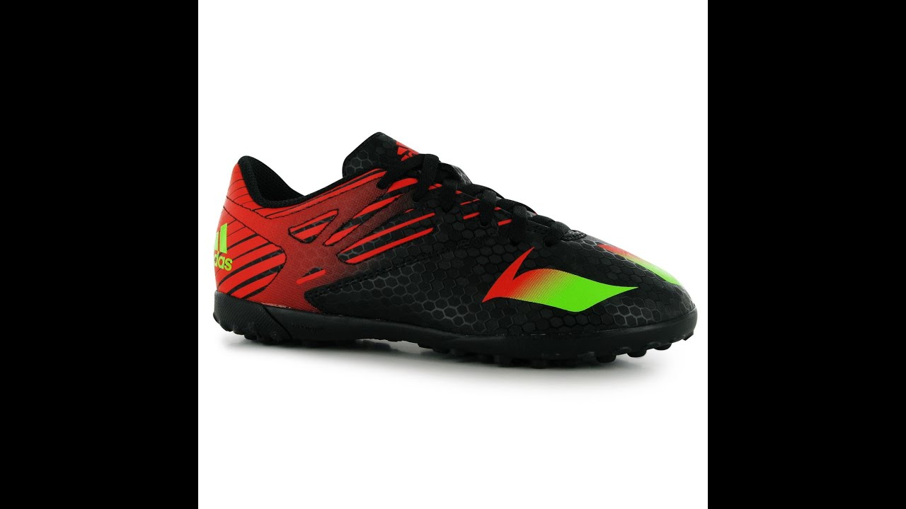 adidas messi 15.4 astro turf childrens trainers