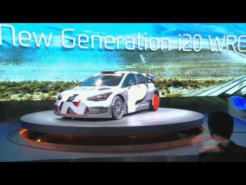 2015 Franfurt Motor Show - Hyundai Press Conference