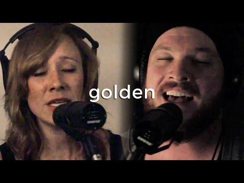 Travie McCoy - Golden feat. Sia (Cover by Anchor + Bell)