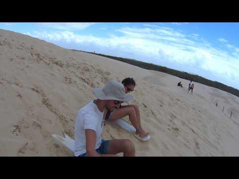 Worimi National Park - Sand board à 2