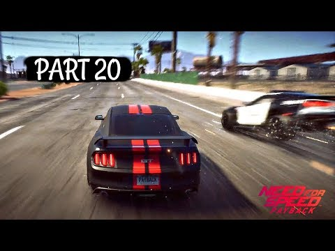 Need For Speed Payback Walkthrough Part 20 - MEET THE BROKER | Xbox One S Gameplay