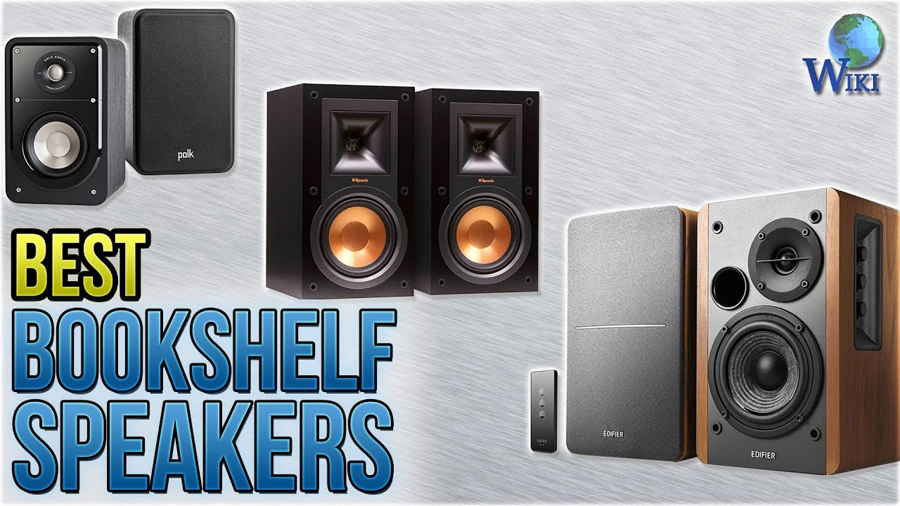 10 Best Bookshelf Speakers 2018