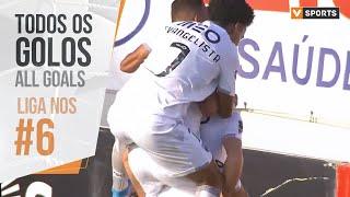 Todos os golos da jornada (Liga 19/20 #6)