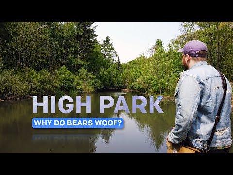 Vlog - Visiting High Park In Toronto